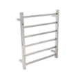 FG650-6 - Towel Rail Heated 6 Bar 60W