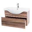 ORC80 - Orchid 800 Wall Hung Vanity