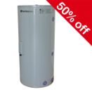 50% OFF SELECTED ELECTRIC HOT WATER