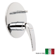 Coupe Wall Diverter Mixer