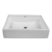 Mia Square Vessel Basin 1TH 440x440x100mm