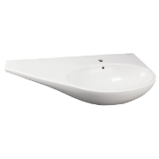 Le Muse Wall Basin 1TH 900x480 incl bkts