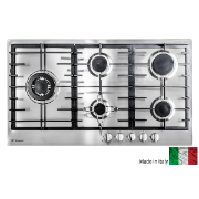 Bompani 90cm Gas Cooktop 5 Burner FFD