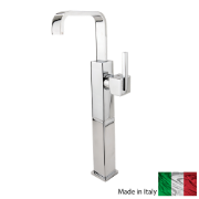 XS Basin Mixer Tower 71CR7711 - WELS 5 Star 6L/min
