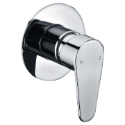 Lido Shower / Bath Wall Mixer 35mm