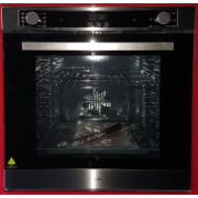 8 Function Elec Oven 60cm 73ltr Capacity LED Display