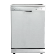 Ecoline Full Electronic Dishwasher- Freestanding SS WELS 3 Star 14.1L