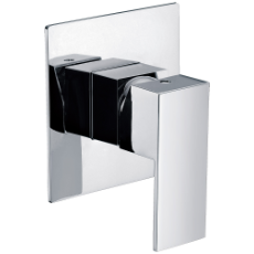 Zonda Shower / Bath Wall Mixer 35mm 12C-003 CP