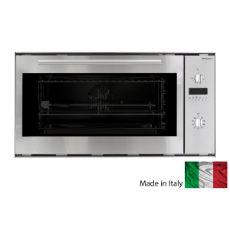 Bompani 90cm Appliance Package Cer Top / Elec Oven / Rhood