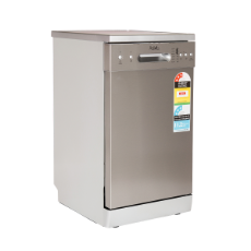 Dishwasher 45cm Freestanding SS 9 Settings WELS 3 Star