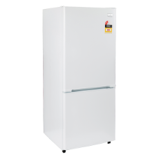 AstiVita 320L 2 Door Refrigerator White 216L Fridge 104L Freezer