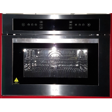 Microwave Oven Combination Grille & Fan LCD Display
