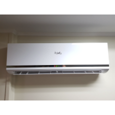 2.5kW Air Conditioner Reverse Cycle rated to 52* workingTemp Rust Proof 9000BTU C 8800BTU H