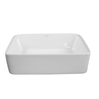 Aspen Sq Semi Rec Basin NTH - 480x370x130mm