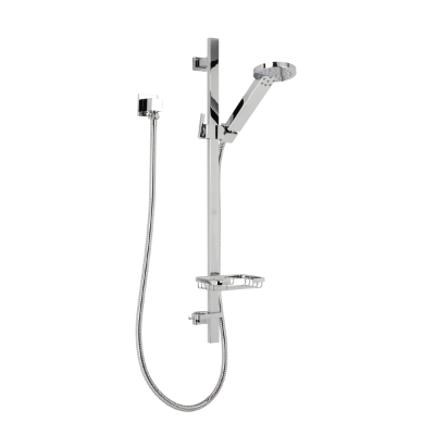 Deluxe Tower Shower Square CP WELS 3 Star 9L/min