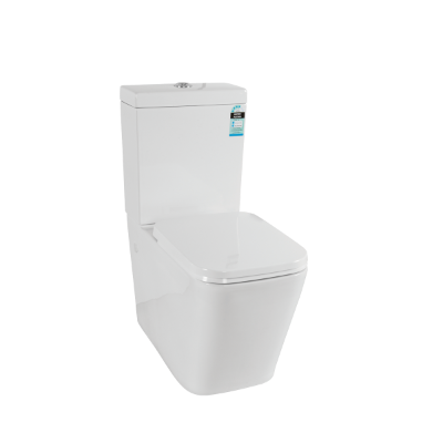 Nevada BTW Toilet Suite 003 inc SC Seat 4.5/3 WH Universal inlet installed