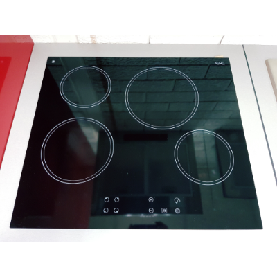Ceramic 60cm 4 Zone touch Control Cooktop 6500W